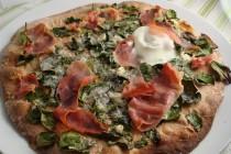 Calabriai pizza